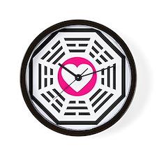 Dharma Love Wall Clock