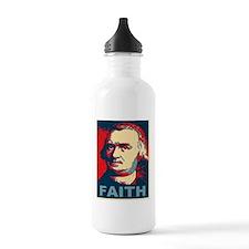 ART Faith small poster Water Bottle