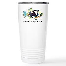 050HumuNukuNameFish-R Travel Mug