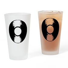 Vinyl Drinking Glass
