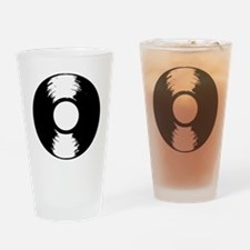 Vinyl Drinking Glass