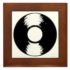 Vinyl Framed Tile