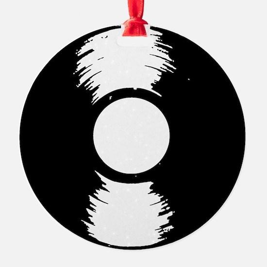 Vinyl Ornament