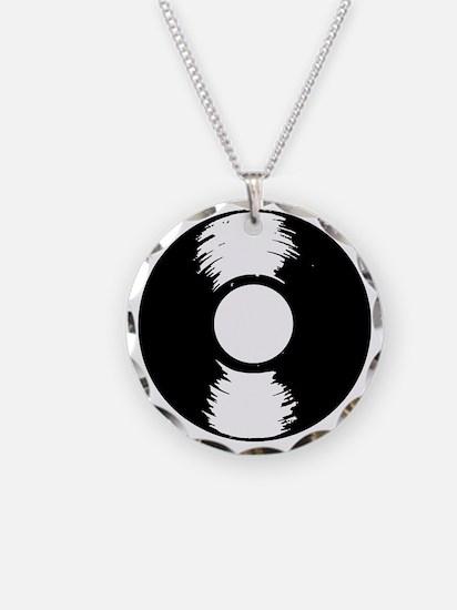 Vinyl Necklace