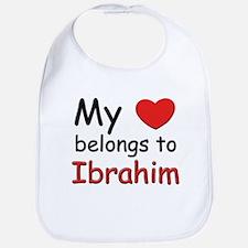 My heart belongs to ibrahim Bib