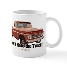 Bellas truck for Dark Final Mug