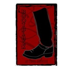 bootblack at your service Postcards (Package of 8)