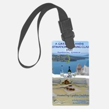 DVDCoverPoster_10x14_300dpi Luggage Tag