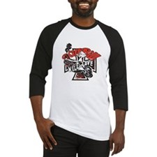 Kill (Black/Red) Baseball Jersey
