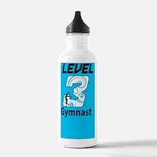 Level_3_Gymnast_Ver1_B Water Bottle