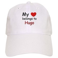 My heart belongs to hugo Baseball Cap