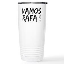 VAMOS RAFA Travel Coffee Mug