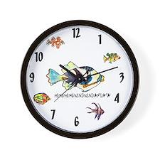 HumuBIGClock Wall Clock