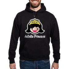 Princess -blk Hoodie