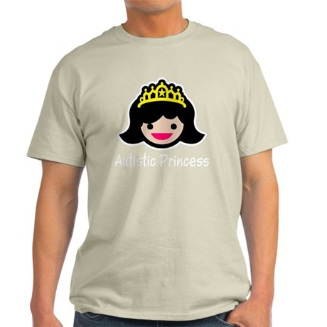 Princess -blk Light T-Shirt