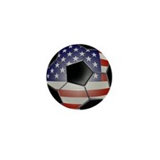 ussoccerball Mini Button