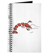 Cajun Themed Journal