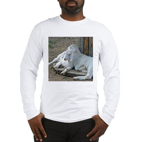 2 White Kids Long Sleeve T-Shirt