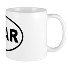 oval usar Mug