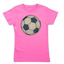 Fabric Soccer Girl's Tee