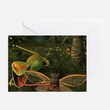 Gecko Lunch Greeting Cards (Pk of 10)