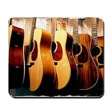 Guitars Mousepad