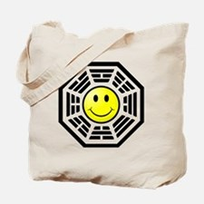 Dharma Smiley Tote Bag