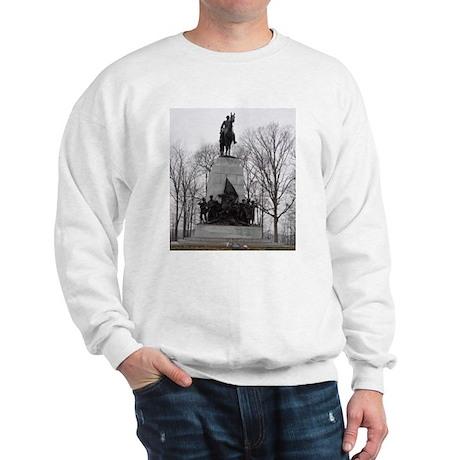 Gettysburg VA Monument Sweatshirt