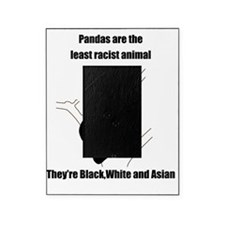 racist_panda Picture Frame