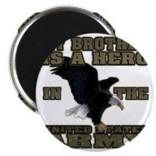 army hero_brother Magnet