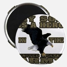 army hero_son Magnet