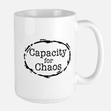 Capacity for Chaos Mug