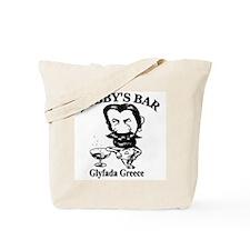 Bobbys-Bar-Logo-big Tote Bag