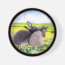 gabbysnicker_11_5x9cal Wall Clock