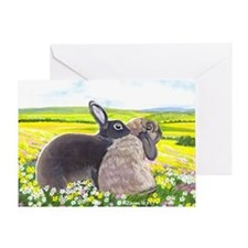 gabbysnicker_mousepad Greeting Card