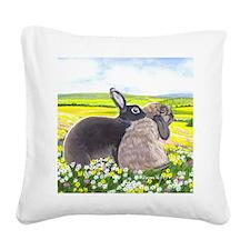 gabbysnicker_mousepad Square Canvas Pillow