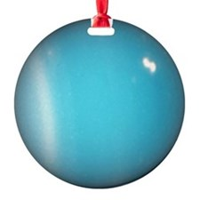 Uranus Planet Christmas Tree Ornament