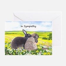 gabbysnickers5575sympathy Greeting Card