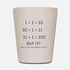 2-Got it Shot Glass
