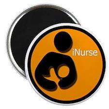 i_Nurse_Orange Magnet