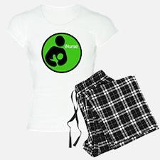 i_Nurse_Green Pajamas