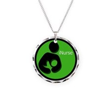 i_Nurse_Green Necklace