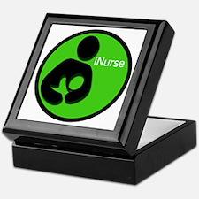 i_Nurse_Green Keepsake Box