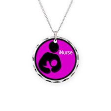 i_Nurse_Pink Necklace