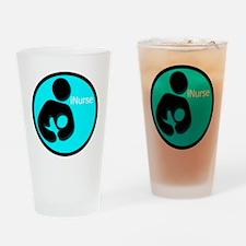 i_Nurse_Turquiose Drinking Glass