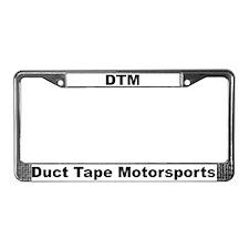 DTM License Plate Frame