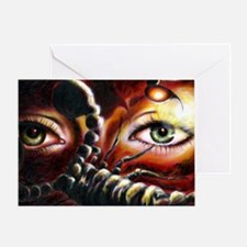 Scorpio_FP Greeting Card