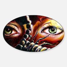 Scorpio_FP Sticker (Oval)