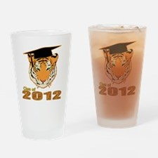 12tigers Drinking Glass