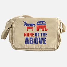 NONEOFTHEABOVE Messenger Bag